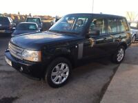 LAND ROVER RANGE ROVER 3.6 TD V8 AUTO VOGUE - FINANCE AVAILABLE