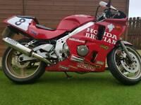 1995 Honda cbr 400rr / track bike