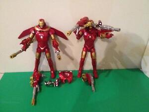 Ironman Action Figures with Accessories Kitchener / Waterloo Kitchener Area image 1