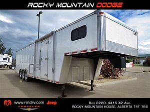 2006 Forest River CONTINENTAL FIFTH WHEEL CAR/HAUL WITH LIV QUAR