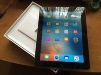 """iPad 4 Black 16GB - Wi-Fi - 9.7"""""""