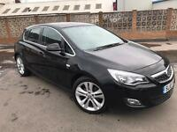 2010 VAUXHALL ASTRA 1.6 VVTI SRI # NEW SHAPE # EXCELLENT CONDITION # 12 MONTHS MOT # MINT # CAT C