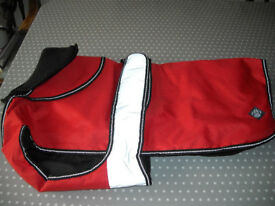 Dog Coat - warm and waterproof - very good quality