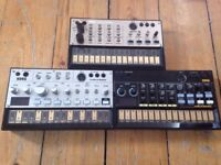 Korg Volca Beats, Bass & Keys