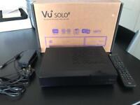 VU+Solo 2 500gb Twin Tuner,Linux,Enigma2 Satellite Receiver