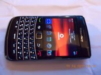 Blackberry 9700 on Vodafone