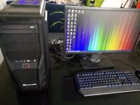 Hi-Spec Desktop - Excellent Condition