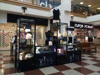 Kiosk Shop Counters £3,500 ONO