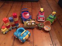 Vehicle baby toys