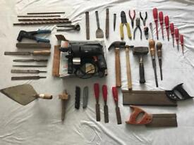 Tools and drills