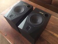 Adam P11A Studio Monitors/Speakers in perfect working order - bought new for £1100