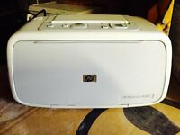 HP CAMERA AND PRINTER FOR SALE