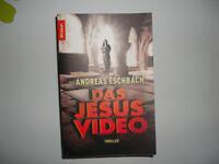 """""""Das Jesusvideo"""" von Andreas Eschbach Baden-Württemberg - Stutensee Vorschau"""