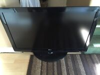 """42"""" LG tv with burnt screen"""