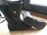Motorbike Boots Size UK 5