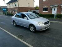 2004 Toyota Corolla 1.4 with long mot ,drives well with lots of room ,px welcome