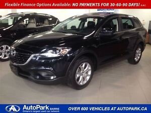 2014 Mazda CX-9 GS AWD 7-Seater| Heated Leather Seats| Bluetooth