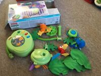 fisher price Baby mobile and night light