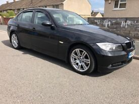 BMW 320 D SE IN BLACK 99K MILES 3 OWNERS FROM NEW