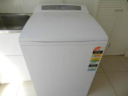 FISHER&PAYKEL 8KILO  WASHING MACHINE EXCELLENT CONDITION Taringa Brisbane South West Preview
