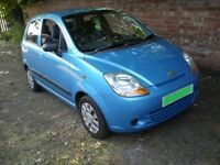 12 Months MOT, 2006 Chevrolet Matiz (1 Liter Engine) Fully serviced,Good Condition, Read the Advert