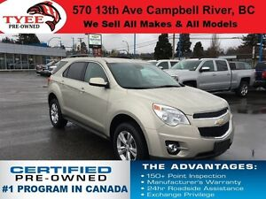 2014 Chevrolet Equinox LT Leather Seats Navigation Sunroof