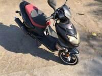 Lexmoto 125cc moped scooter vespa honda piaggio yamaja gilera peugeot