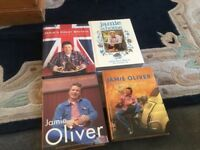 Cooking books hardly used