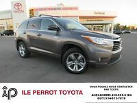 2015 Toyota Highlander Hybrid LIMITED FULL