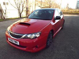 2010 Subaru Imreza WRX