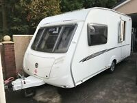 SWIFT CHARISMA 230- 2 BERTH END CHANGING ROOM- 2007