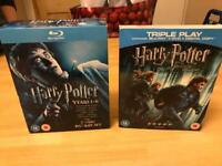 Harry Potter Blu-Ray Set