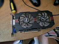 Asus gtx 750ti 2gb oc edition