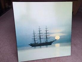 Athena Boat Print Picture
