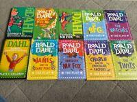 Roald Dahl books/plays