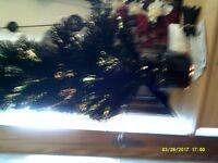 Fibre optic xmas tree