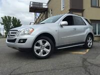 2009 Mercedes-Benz M-Class ML320, DIESEL, 4MATICS...