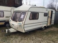 4BERTH LUNAR WITH END BUNKBEDS AND AWNING MORE IN STOCK AND WE CAN DELIVER