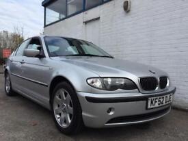 BMW 325, 2002, Silver, Automatic