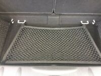 3 X Genuine Mini Cooper Boot Luggage Retaining Nets.