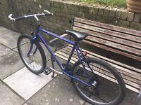Men's bike size 22 inch
