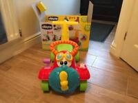 Chicco 2 in 1 Charlie sit and ride airplane