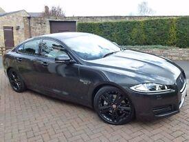 2015 Jaguar XF R Sport Black 2.2 200 ps