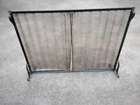 Large Fire Guard - Chain Curtain
