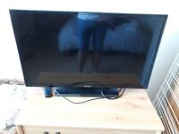 32 inch Celcus HD TV with Built in Freeview + Remote
