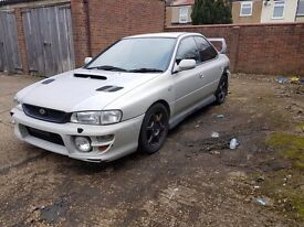 Subaru Impreza UK2000 AWD Turbo Modified BARGAIN