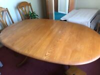 Free Dining room table (extendable) plus 4 Chairs