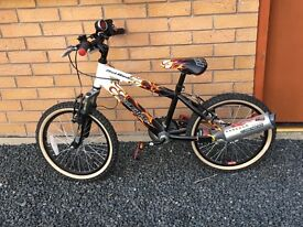 Raleigh Hot Rod Bike in excellent condition