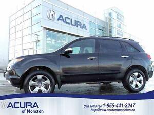 2009 Acura MDX Elite Package