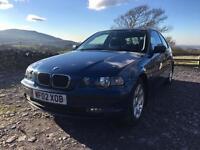 BMW 320D Compact